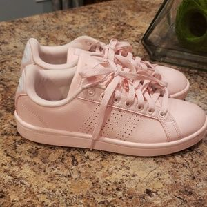 Pink Adidas Shoes size 6.5